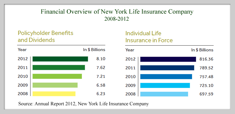 New York Life 2012 financial report
